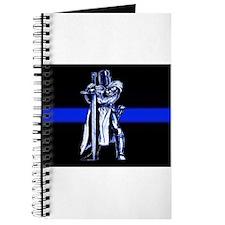 Freemason Templar Thin Blue L Journal