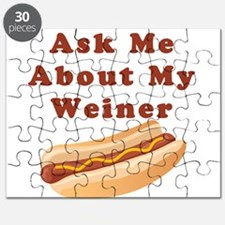 Ask Me About My Weiner Puzzle