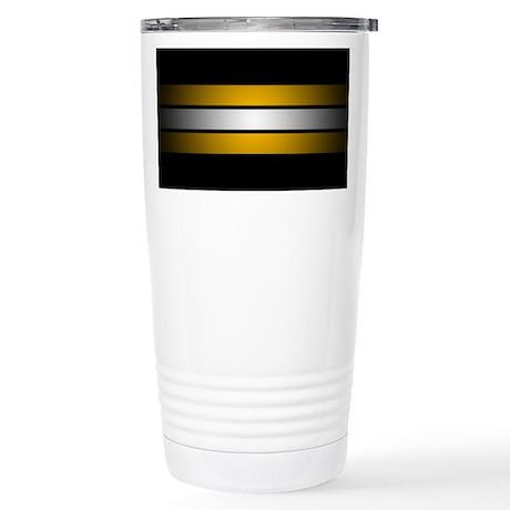 Boston Hockey Stainless Steel Travel Mug