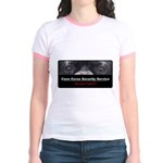 Cane Corso Security Service Jr. Ringer T-Shirt