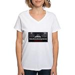 Cane Corso Security Service Women's V-Neck T-Shirt