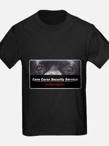 Cane Corso Security Service T