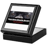 Cane Corso Security Service Keepsake Box