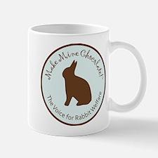 Cute Make mine chocolate lab Mug