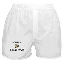 Adopt a STABYHOUN Boxer Shorts