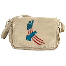 Eagle Messenger Bag