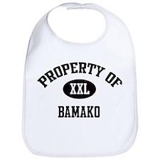 Property of Bamako Bib