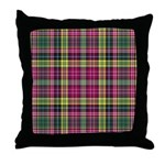 Tartan - Drummond of Strathallan Throw Pillow