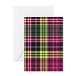 Tartan - Drummond of Strathallan Greeting Card