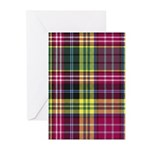 Tartan - Drummond of Strathallan Greeting Cards (P
