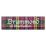 Tartan - Drummond of Strathallan Sticker (Bumper 1