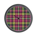 Tartan - Drummond of Strathallan Wall Clock