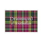 Tartan - Drummond of Strathallan Rectangle Magnet