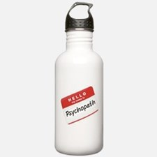 Hello, My Name is... Water Bottle