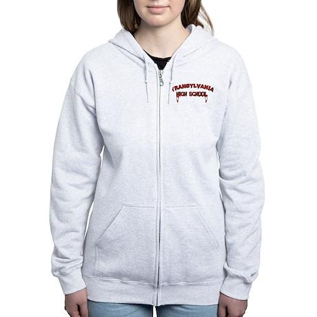 Transylvania High School Women's Zip Hoodie