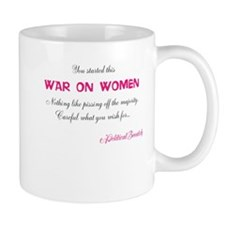 War on Women Mug