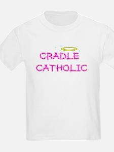 Cute Catholic boy T-Shirt