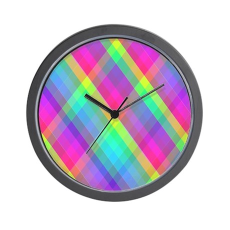 Numberless Wall Clock
