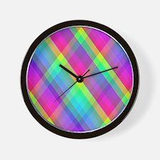 Numberless Wall Clock