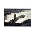 USS SCRANTON Rectangle Magnet