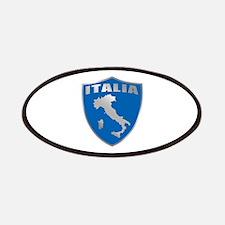 italian pride Patches