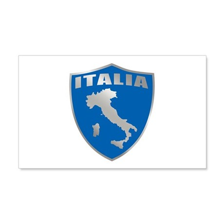 italian pride 22x14 Wall Peel