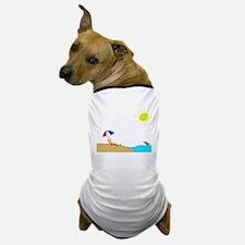 Summer Beach Dog T-Shirt