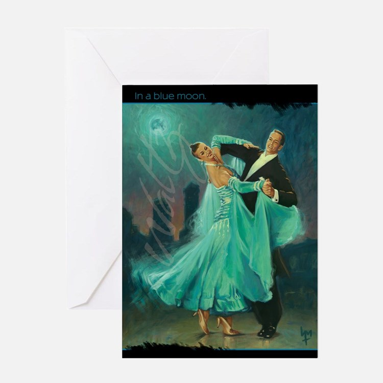 Dance Greeting Cards, Thank You Cards, And Custom Cards
