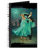 Ballroom dancer Journals & Spiral Notebooks