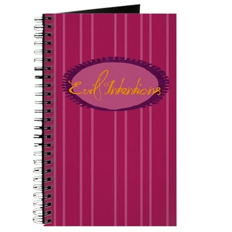 Evil Intentions Journal