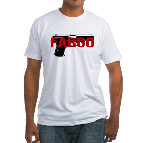FARGO Fitted T-Shirt
