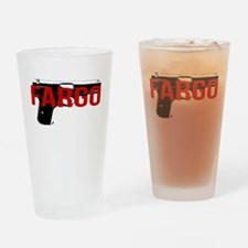 FARGO Drinking Glass