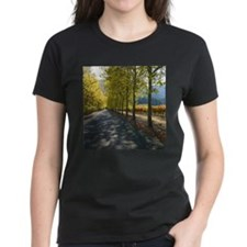 Turning Leaves Wine Country Tee