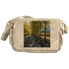 Turning Leaves Wine Country Messenger Bag