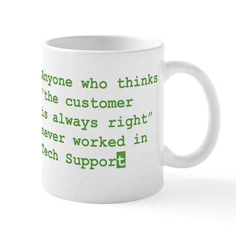 Unique Funny Tech Support Mug