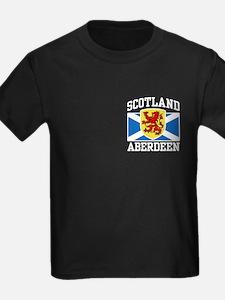 Aberdeen Scotland T