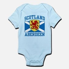 Aberdeen Scotland Infant Bodysuit