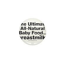 Unique Breast feeding Mini Button (100 pack)