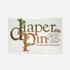 Cute Reusable diapers Rectangle Magnet