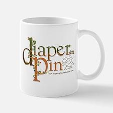 Diaper Pin Mug