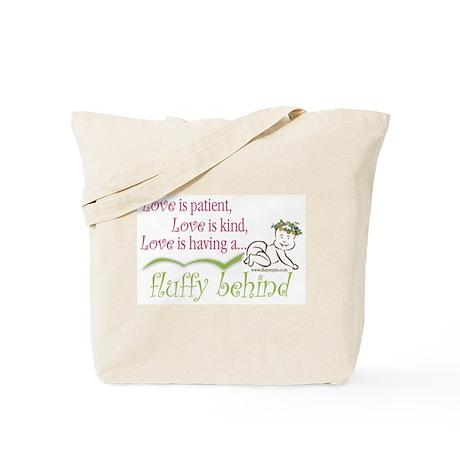 Diaper Pin Tote Bag