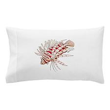 Lionfish Pillow Case