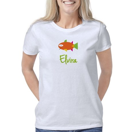 Alien bowler Women's Fitted T-Shirt (dark)