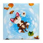 Art of Falling Tile Coaster