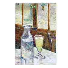 Van Gogh - Absinthe Postcards (Package of 8)