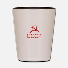 Cute Dictator russian Shot Glass