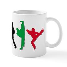 Tae Kwon Do Kicks Mug