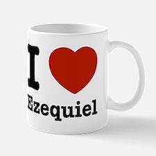 I love Ezequiel Mug