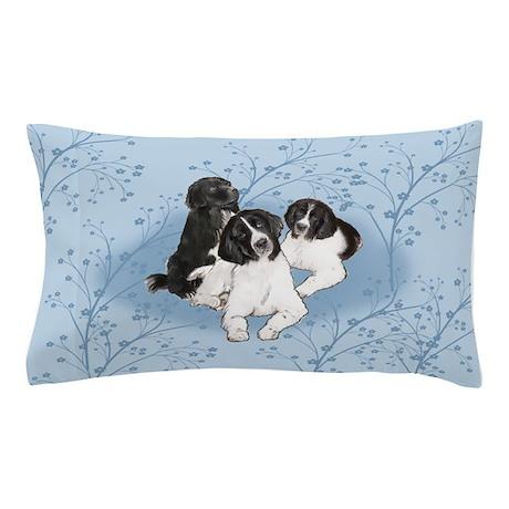 Newfoundland family group Pillow Case