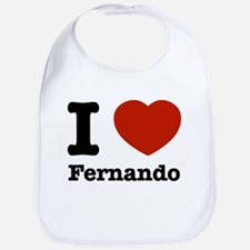 I love Fernando Bib